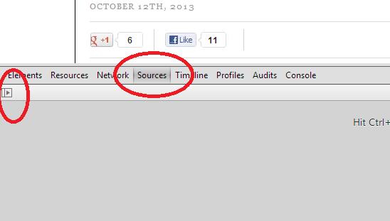 Sources - Expand