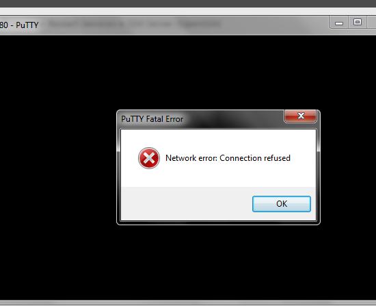 port 2222 no longer works