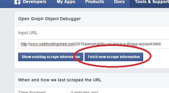 fetch new info