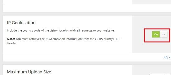 ip geolocation enabled