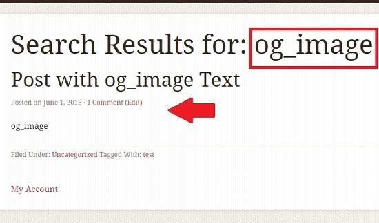 just one result og_image