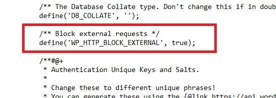 code to block
