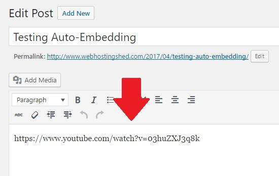 Disabling Embeds in WordPress