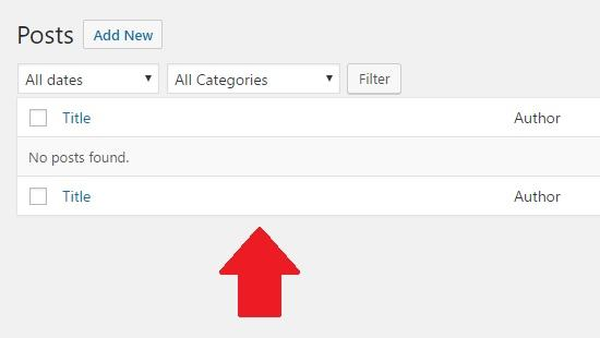 Allow WordPress users to edit only their own posts