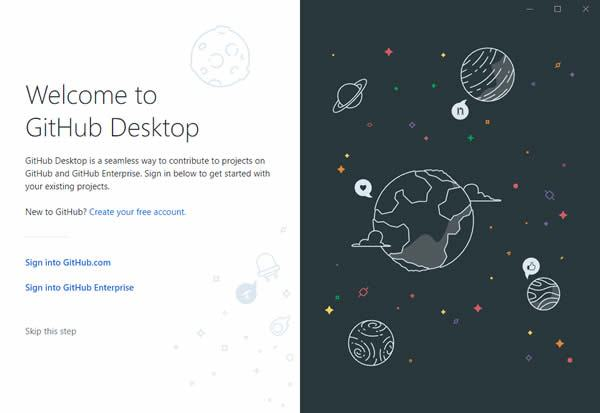 GitHub Desktop for Windows - Setup